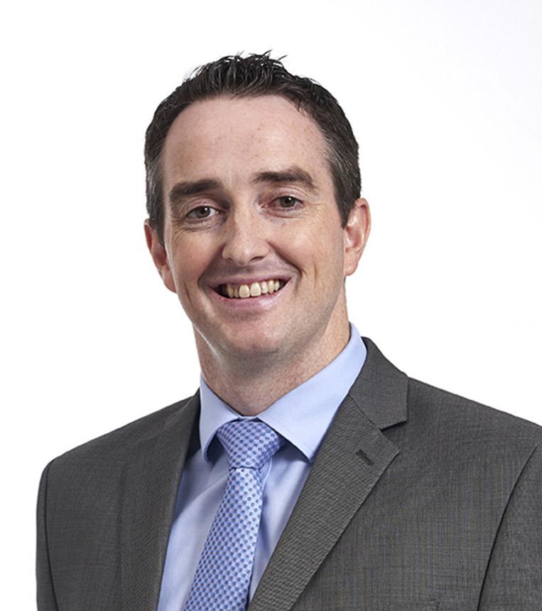 Prof Michael McMahon