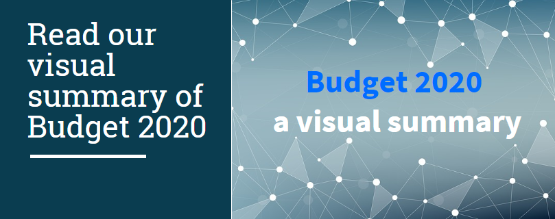 Visual Summary of Budget 2020