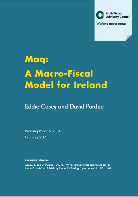 Maq: A Macro-Fiscal Model for Ireland